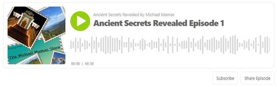 Ancient Secrets Revealed Episode 1