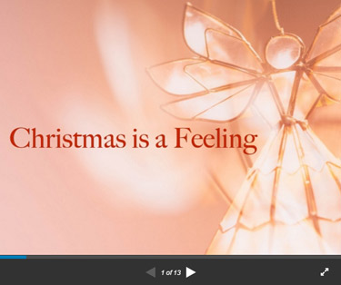Christmas is a Feeling by Michael Mamas