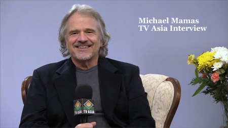 Michael Mamas TV Asia Interview