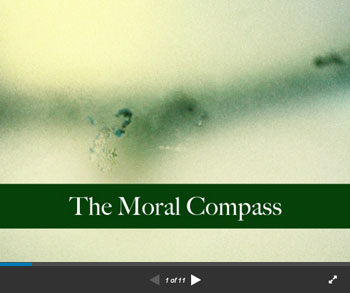 The Moral Compass by Michael Mamas
